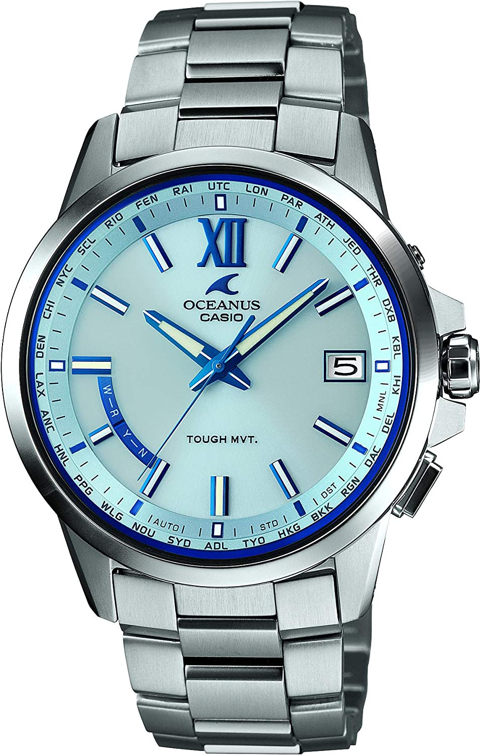 Casio Oceanus OCW-T150-2AJF Multiband 6 Japan Import-No Warranty