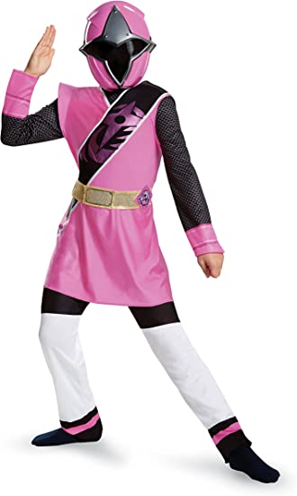 Amazon.com: Disguise Ranger Ninja - Disfraz de acero, M (7-8 ...