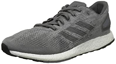07ea6a2a396 adidas PureBOOST DPR Mens Running Shoes - Grey-7