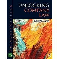 Unlocking Company Law (Unlocking the Law)