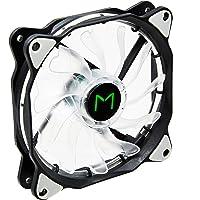 Cooler RGB 1300 RPM e 2,8W até 7 Opções de Cores Warrior - GA152