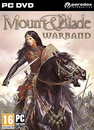 Mount & Blade: Warband pc dvd-ის სურათის შედეგი