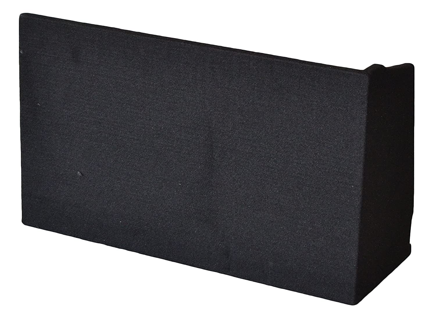 SoundBox LCE-GC016//12D CARB COMPLIANT MDF DONT BUY CHEAPER NON COMPLIANT MDF Chevy Silverado // GMC Sierra Ext Extended Cab Single 12 Subwoofer Enclosure Sub Box 1999-2006