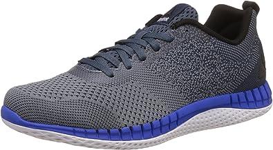 Reebok RBK Print Run Prime ULTK, Zapatillas de Running para Hombre, Gris (Gris/(Asteroid Dust/Smoky Indigo/White/Blk/Vit) 000), 39 EU: Amazon.es: Zapatos y complementos