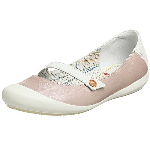   ECCO Women's Summer Ballerina Maryjane Flat   Flats