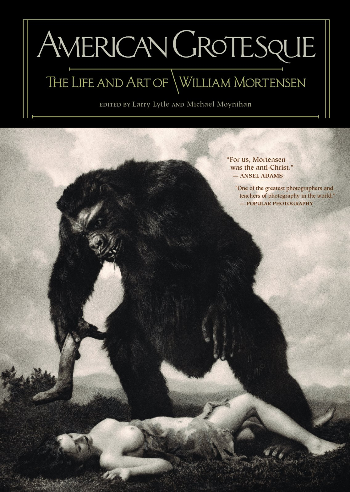 American Grotesque: The Life and Art of William Mortensen pdf epub