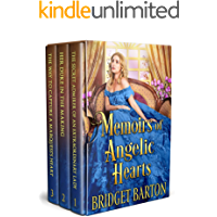 Memoirs of Angelic Hearts: A Historical Regency Romance Collection