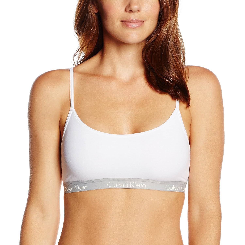 Calvin Klein Underwear Bralette, Corsetto Donna 000QF1659E