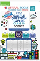 Oswaal CBSE Sample Question Paper Class 10 Science Book (Reduced Syllabus for 2021 Exam) Kindle Edition
