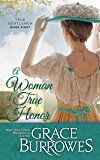 A Woman of True Honor (True Gentlemen Book 8)