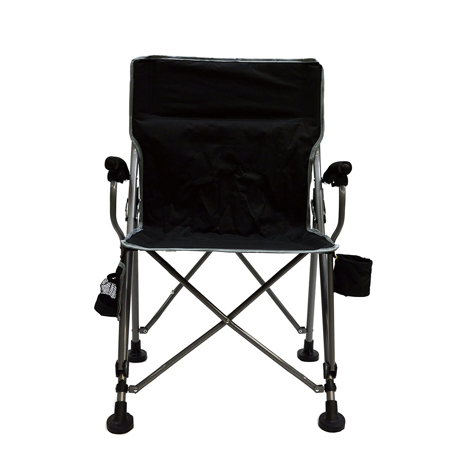 Amazon The Aviator Portable Armchair in Black Sports & Outdoors