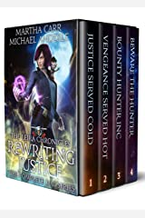Rewriting Justice: The Complete D.C. Series: Justice Served Cold, Vengeance Served Hot, Bounty Hunter Inc, Beware The Hunter Kindle Edition