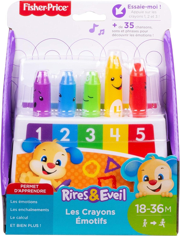 Fisher-Price FBP44 Les Crayons Emotifs