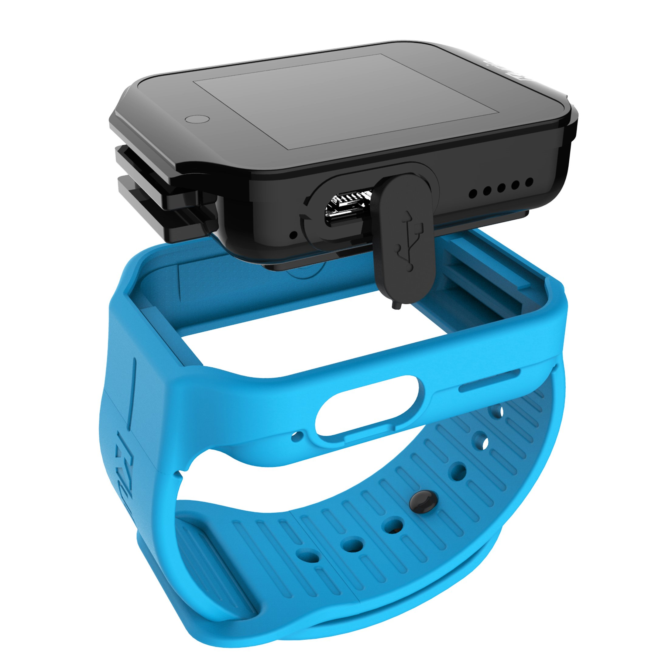 Kurio Watch 2.0+ The Ultimate Smartwatch Built for Kids with 2 Bands, Blue and Color Change by KD Interactive (Image #5)