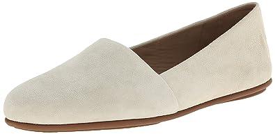 ECCO Women's Osan Loafer Flat,Shadow White,40 EU/9-9.5 M