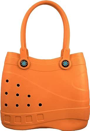اوبتاري شنطة بحر حجم كبير لون برتقالي