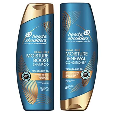 Head and Shoulders Curly Hair Shampoo