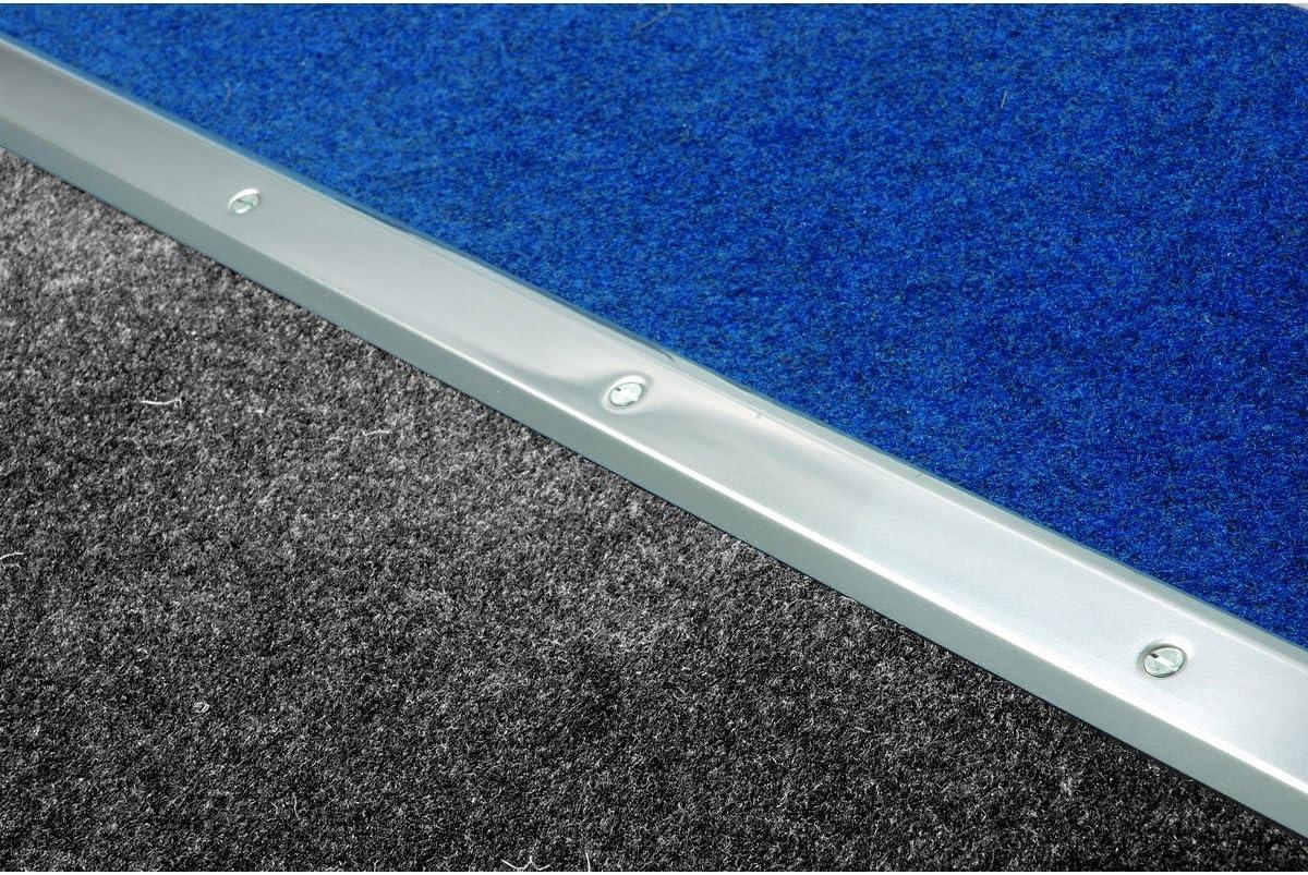 Brinox B700802 Tapajuntas moqueta 72 cm Plata