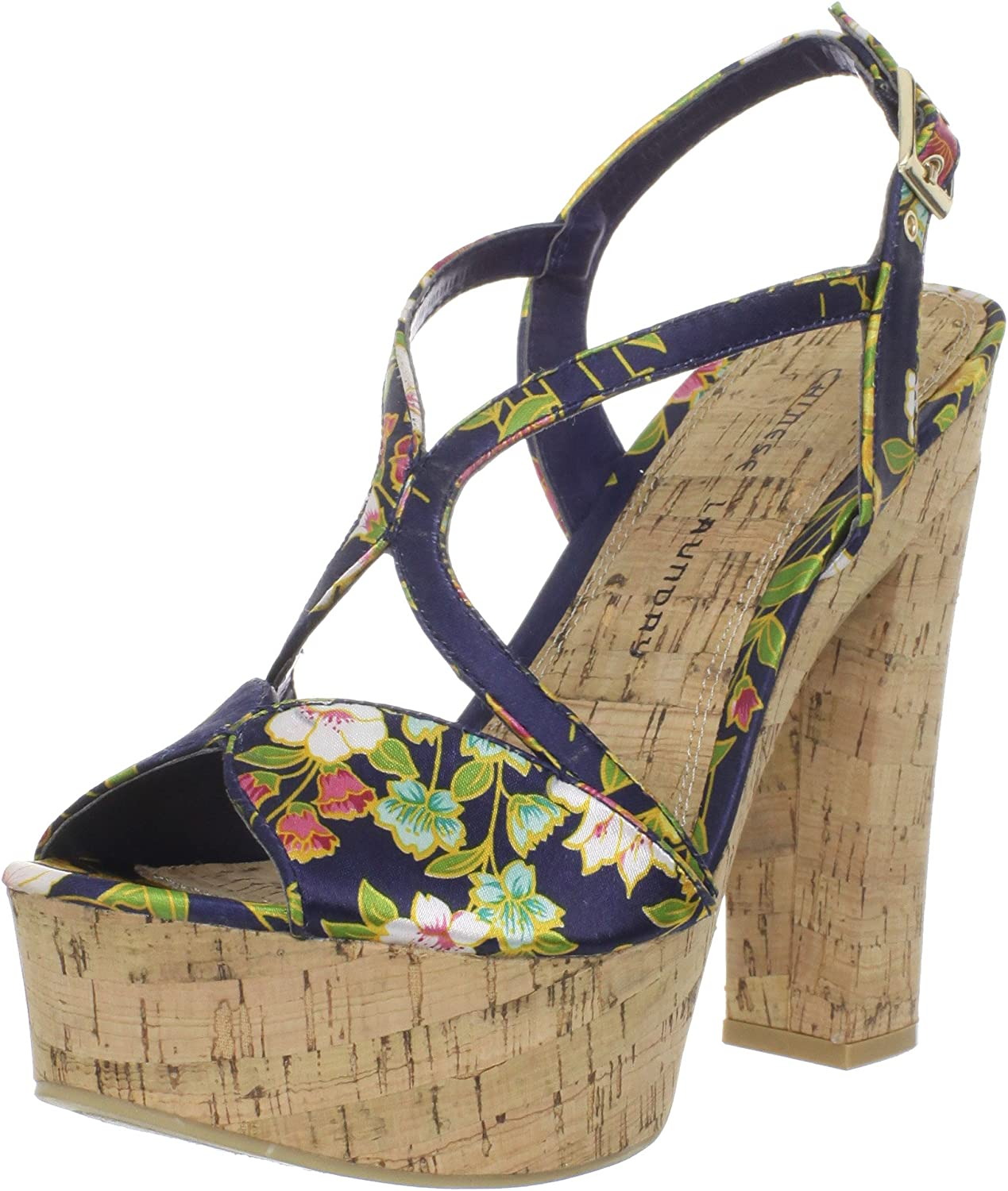 Chinese Laundry Women's Party Time Platform Sandal