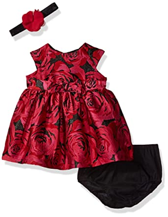 0d8a84d90 The Children's Place Baby Girls' Flutter Sleeve Casual Dresses, Glamorous  90195, ...