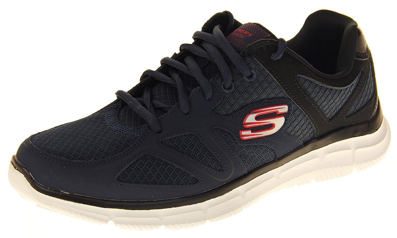 Footwear Studio - Zapatillas para Hombre 41 EU|Azul Marino Y Negro