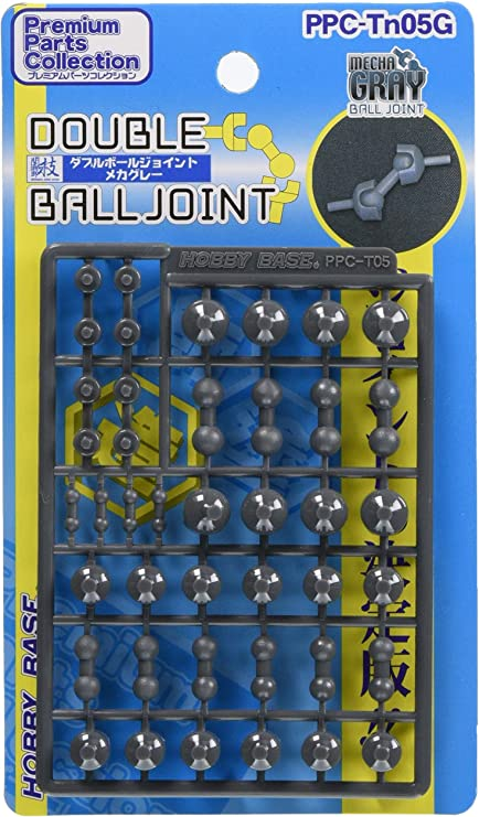 Gray by HOBBY BASE PPC-Tn11 grappling sphere joint G