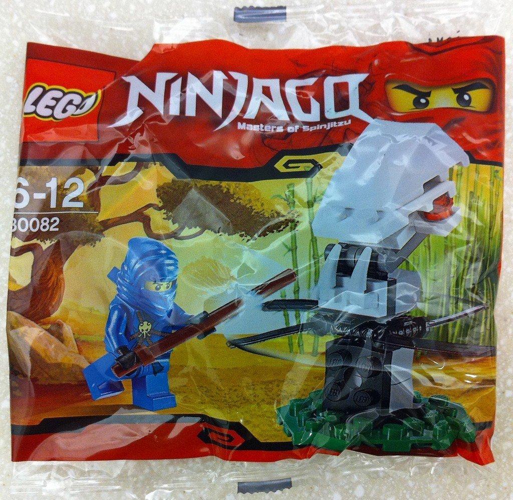 LEGO 30082 Ninjago - Entrenamiento Ninja: Amazon.es ...