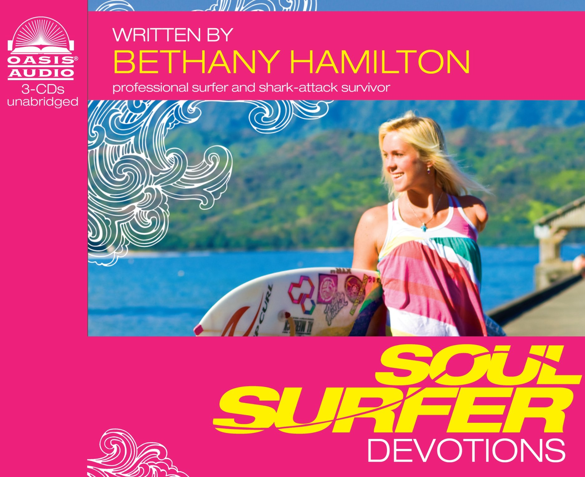 Soul Surfer Devotions: Amazon.co.uk: Bethany Hamilton, Eleni Pappageorge:  9781598599282: Books