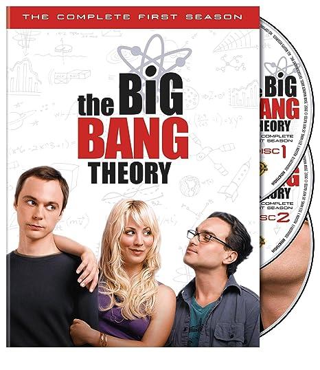 amazon com the big bang theory the complete first season rh amazon com