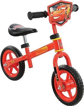 Desconocido Cars 3 M14448 - Bicicleta de Equilibrio Disney de 25,4 cm: Amazon.es: Juguetes y juegos