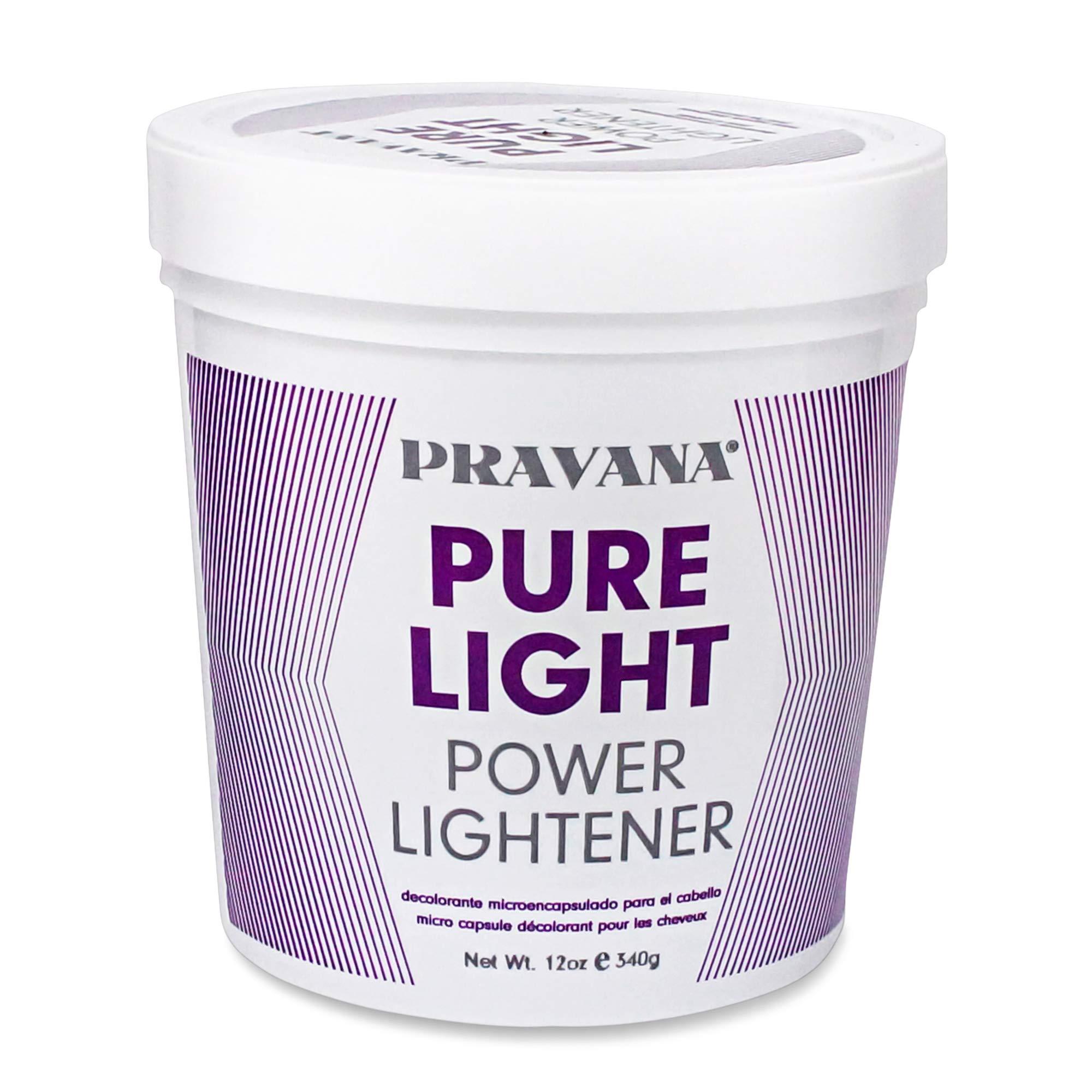 Pravana Pure Light Power Lightener 12 oz by Pravana