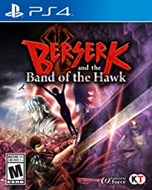Resultado de imagen de berserk and the band of the hawk ps4