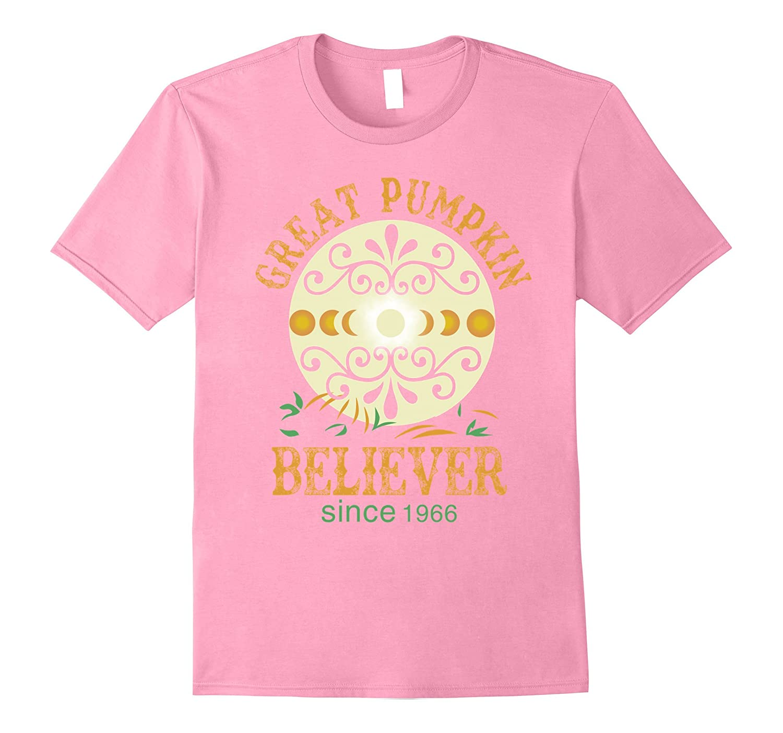 Great Pumpkin Believer Since 1966 TShirt-BN
