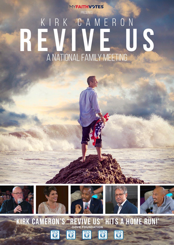 Amazon.com: Revive Us: Kirk Cameron, Dr. Ben Carson, Francis Chan ...
