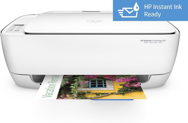 Hp Deskjet 3636 Multifunktionsdrucker Computer Zubehör