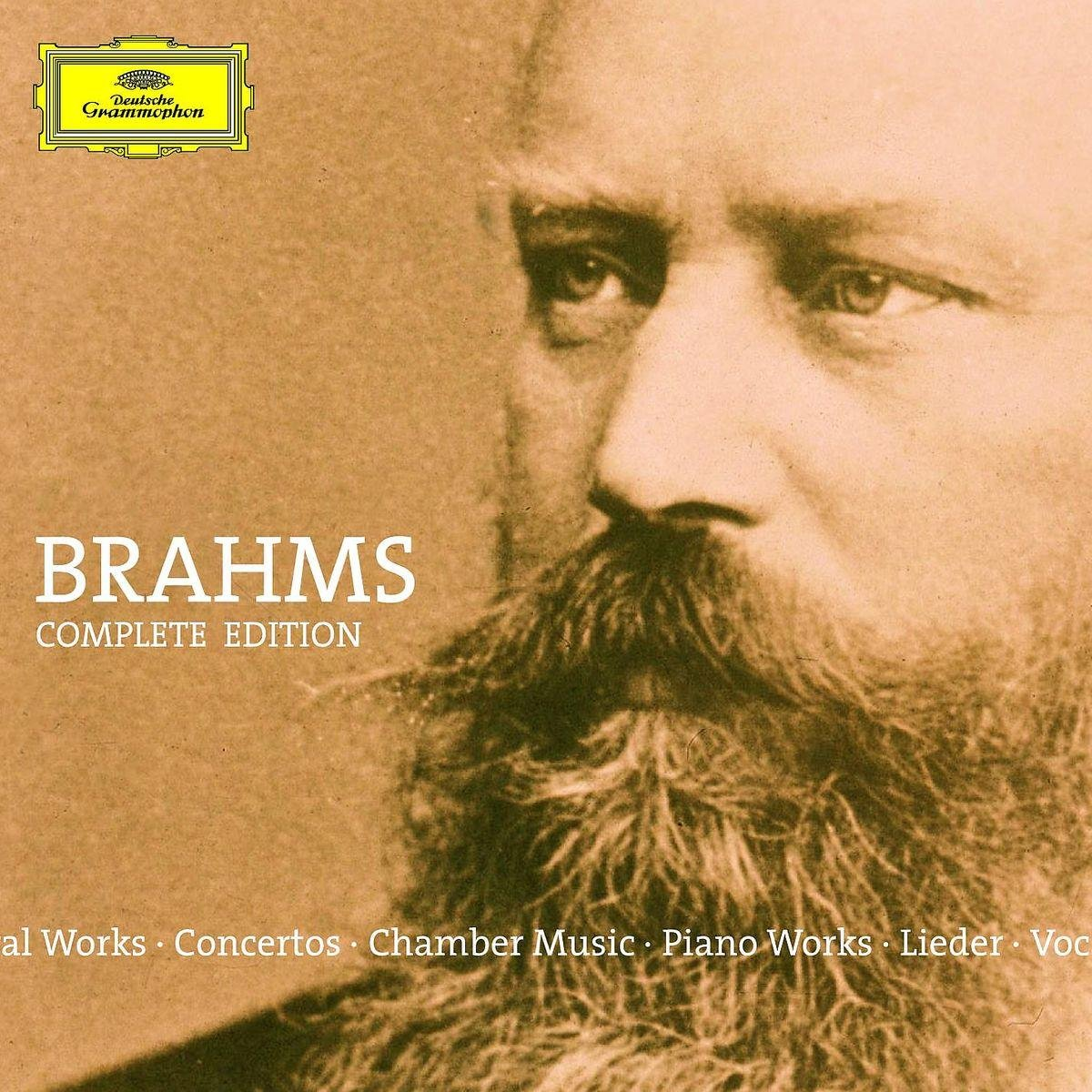 Brahms Complete Edition [46 CD - Limited Edition] by Deutsche Grammophon