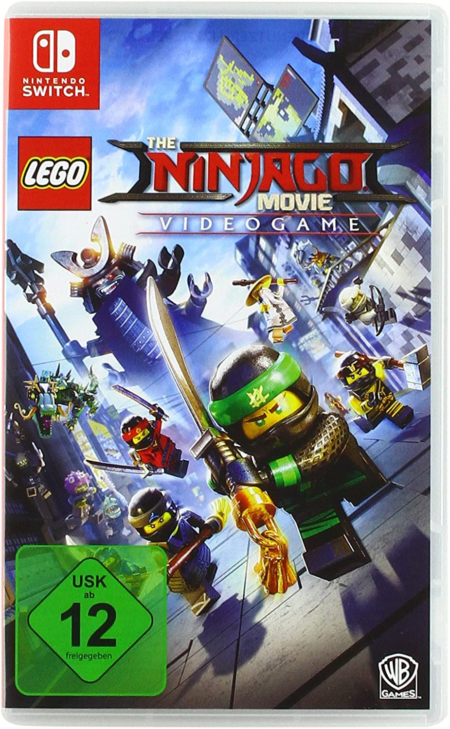 The LEGO NINJAGO Movie Videogame - Nintendo Switch [Importación ...