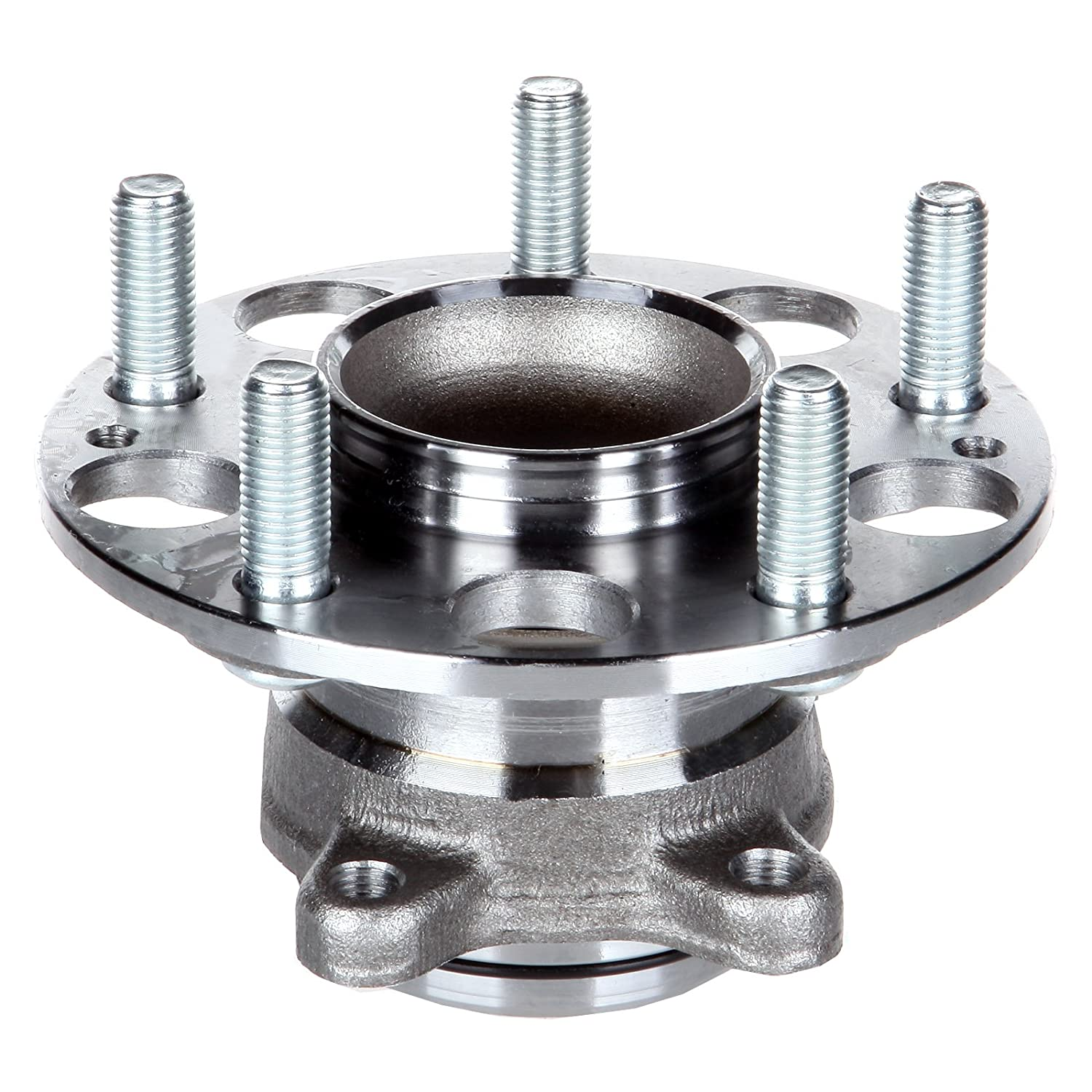1 cciyu 512256 Wheel Hub and Bearing Assembly Replacement for fit Acura CSX 2006-2009 Honda Civic 2006-2009 Wheel Hubs 5 lugs 065940-5210-1050176221