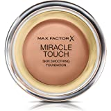 Max Factor Miracle Touch Liquid Illusion Foundation No.65 Rose Beige 0.38 Ounce