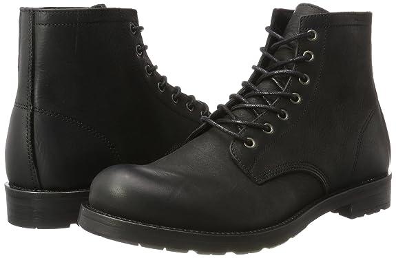 Shoe The Bear Worker, Stivaletti Uomo, Nero , 43 EU