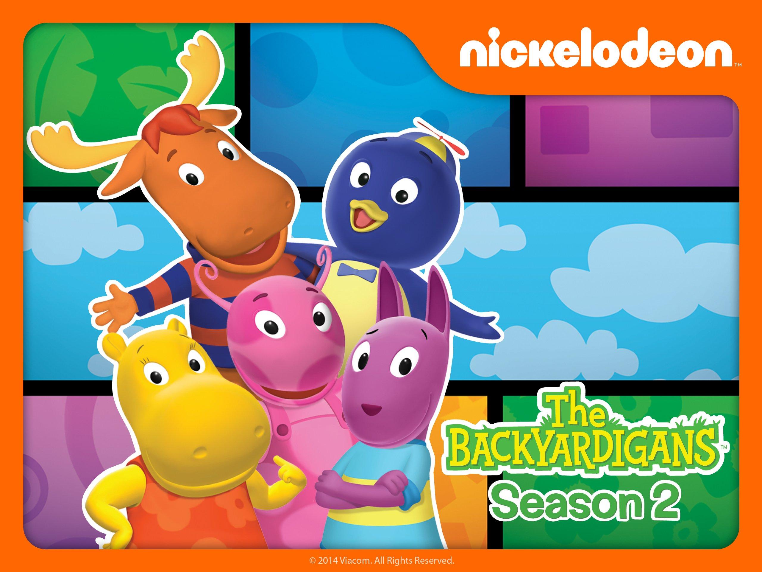 Amazon The Backyardigans Season 2 Digital Services LLC