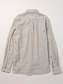 Solid Buttondown Shirt 11-11-3441-139: Light Grey