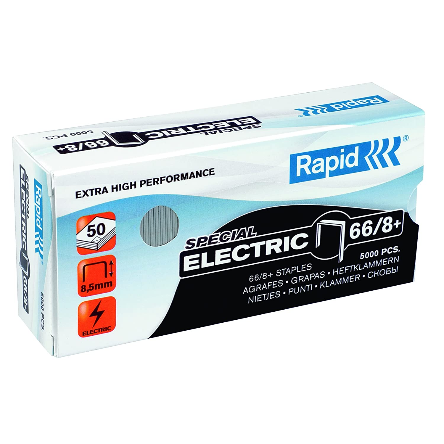 Rapid Strong Agrafes 66 / 5 x5000 24867800