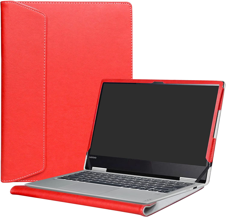 "Alapmk Protective Case for 13.3"" Lenovo Yoga 720 720-13IKB/IdeaPad Flex 5 CB 13IML05/Lenovo Chromebook Flex 5 13/IdeaPad S530 S540 S530-13iwl S540-13iml Laptop(Not fit Yoga 730 710 C740),Red"