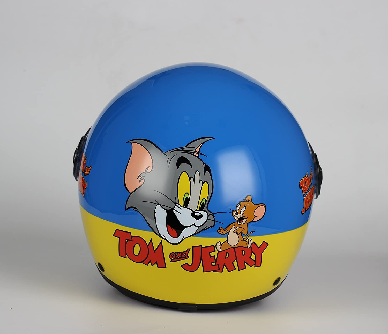 Motorradhelm Demi-Jet One 801 M Tom And Jerry 801 BHR