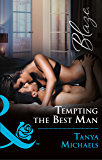 Tempting The Best Man (Mills & Boon Blaze) (Wild Wedding Nights, Book 2)