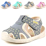 Moceen Kids Soft Microfiber Leather Sandals