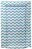 East Coast Nursery Chevron Changing Mat (Turquoise)