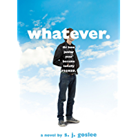 Whatever.: or how junior year became totally f$@cked book cover