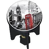 Wenko 20740100 Pluggy Bouchon de Lavabo London